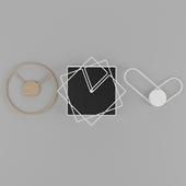 Minimalist Wall Clocks
