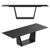 Fontana table by draenert