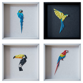 Birds by Paperpan