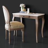 Alexandra Marble Desk