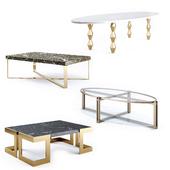 Coffee Tables Set 04