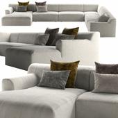 Casamilano City sofas