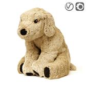 ГОСИГ ГОЛДЕН Мягкая игрушка собака, золотистый ретривер