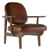 Fred JH97 lounge chair