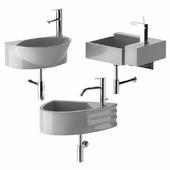Washbasin set 10
