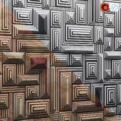 Labirinto  Wall Panel  Alexander Lamont