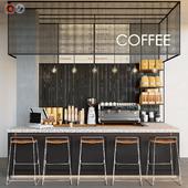 Cafe Coffeeshop Dark