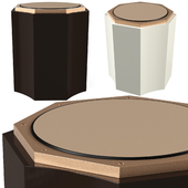 Corinth Accent table by Baker