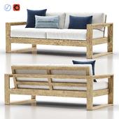Portside Outdoor Sofa