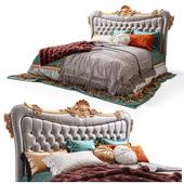 Кровать Conchiglia. Фабрика Provasi.