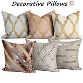Decorative pillows set 539