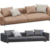 Sofa Roger By Minotti