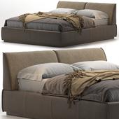 Кровать Ditre Italia Monolith