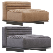 Armchair Roger By Minotti ( 3 colors version )