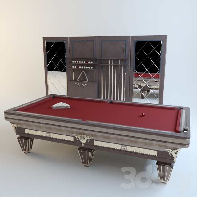 billiards FLORENCE COLLECTIONS