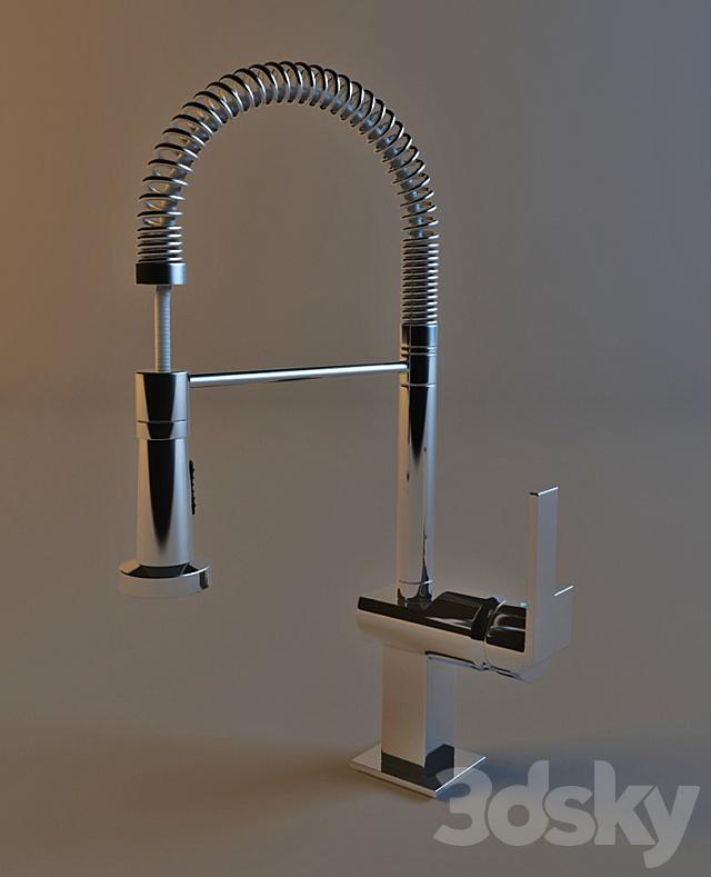 Faucet Kitchen TEKA-Quadro Pro