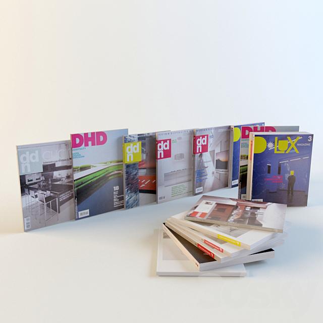 6 magazines ddn