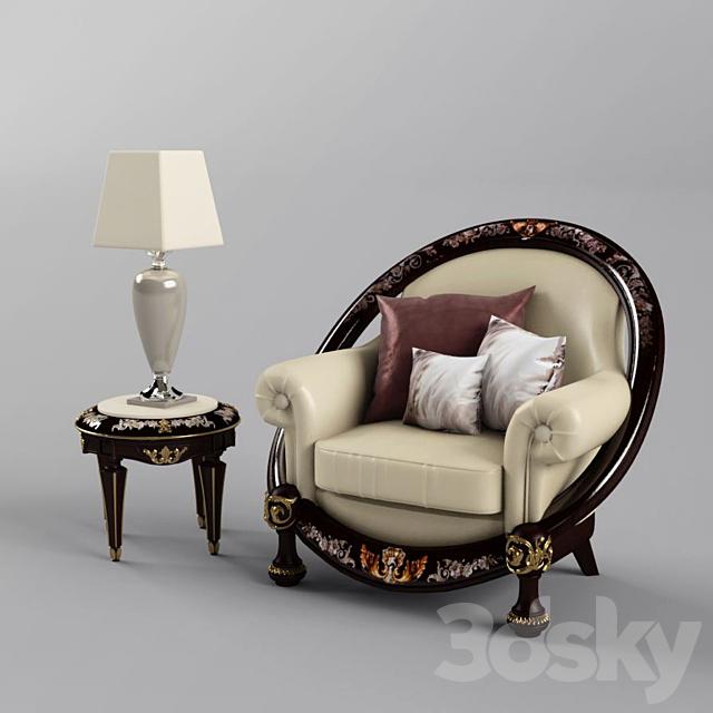 "Armchair ""Citterio"""