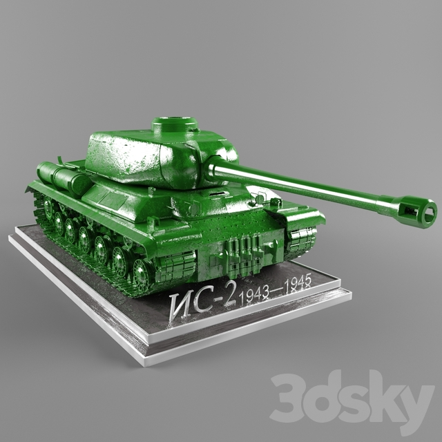 The IS-2