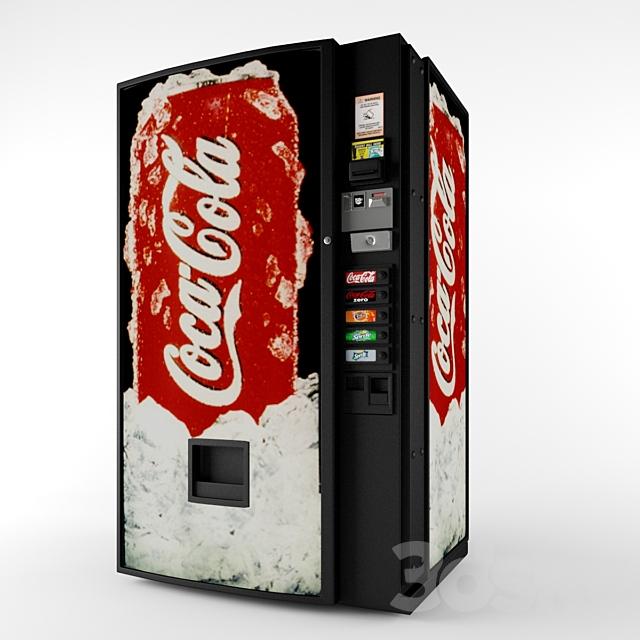 coke distributor