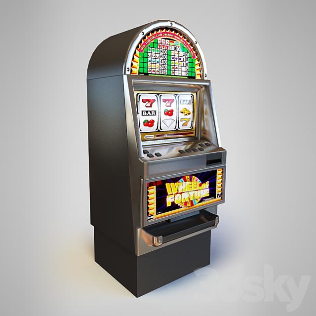 Slot Machine Online Gratis 3d