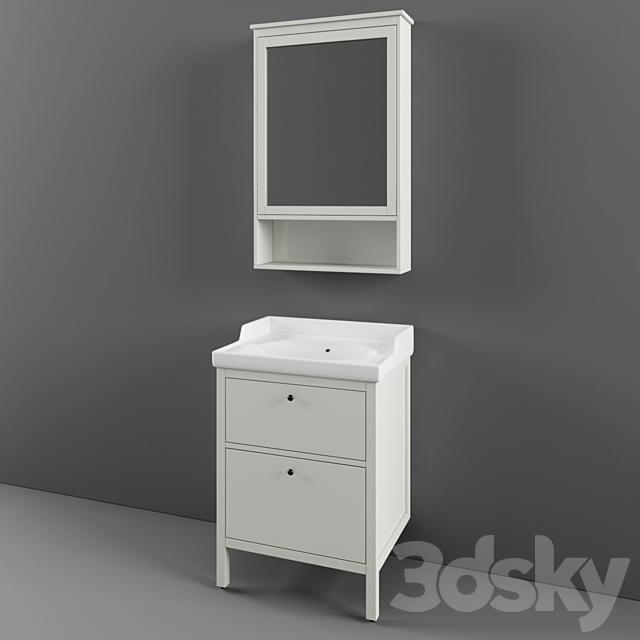 Bathroom Furniture Ikea Hemnes, Ikea Hemnes Bathroom Vanity