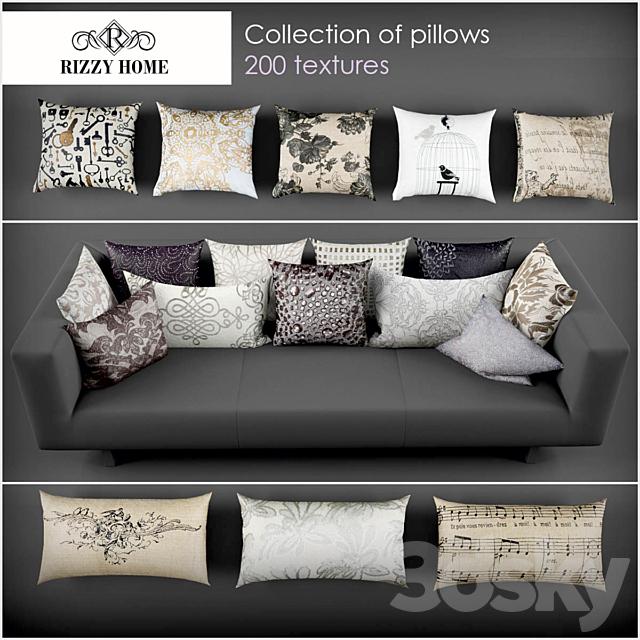 Rizzy Home pillows