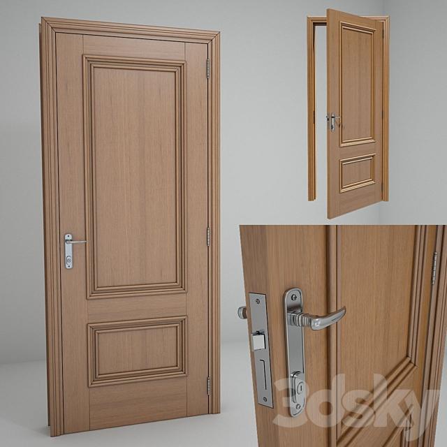 Door Brazilian standard