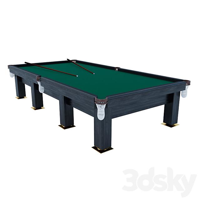 """Billiard table """"Samurai"""""""
