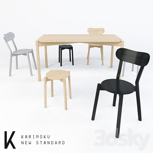 KARIMOKU NEW STANDART / CASTOR series