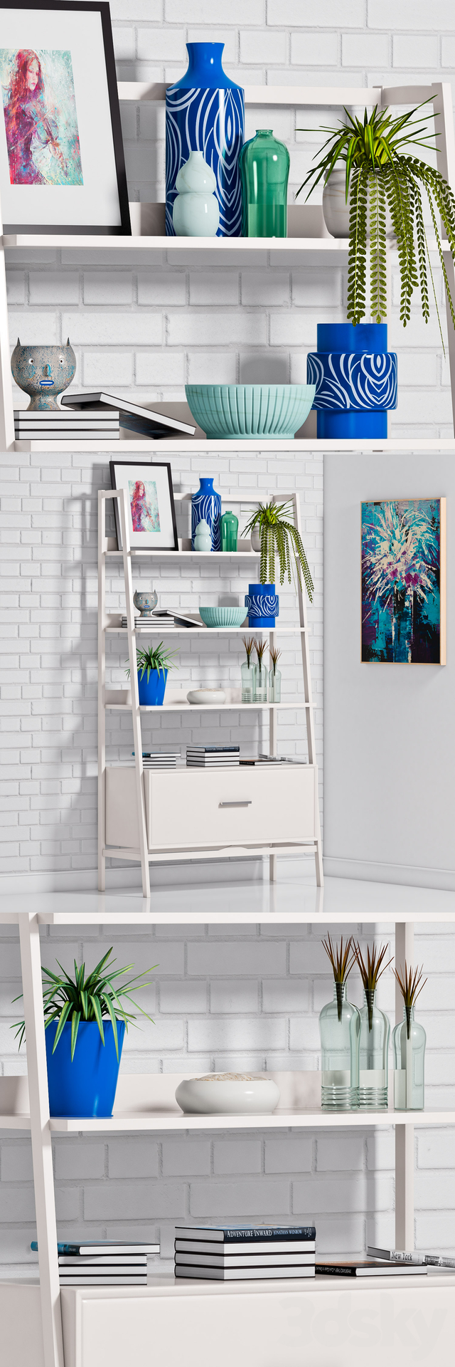 Decorative shelf -1