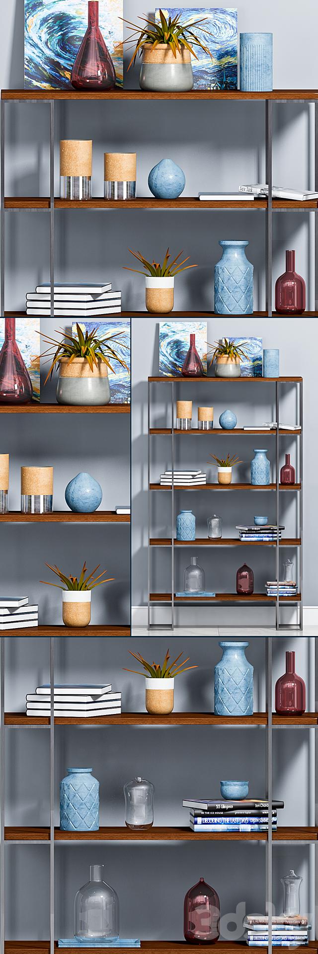 Decorative shelf -3