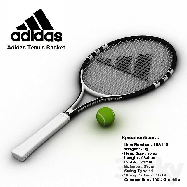 Adidas Tennis Racket