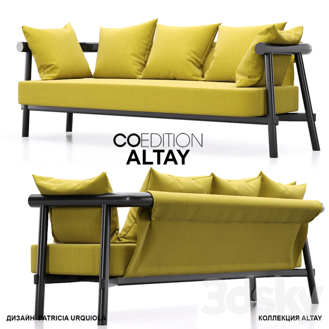 COEDITION ALTAY