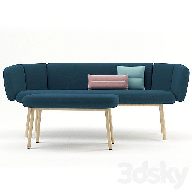 Bras sofa