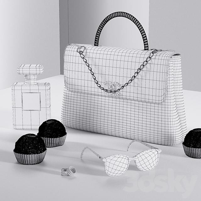 Decorative set (Chanel)