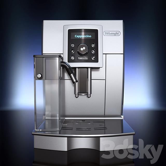 Coffee Maker DeLonghi Intenza ECAM