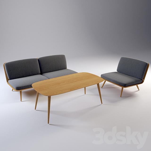 Fredericia Spine Sofa