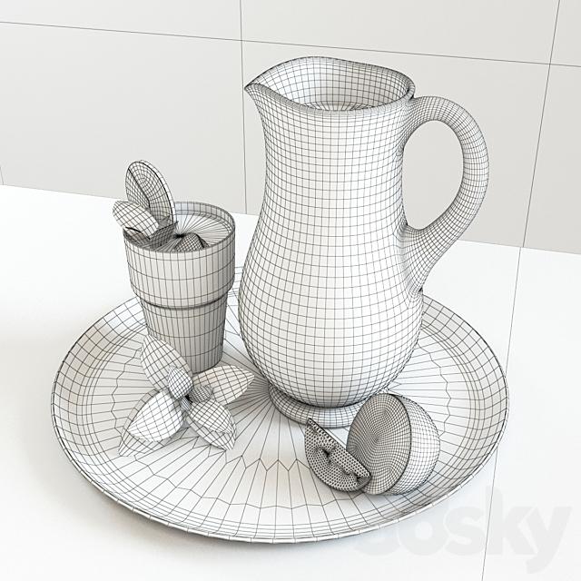Mojito Jar
