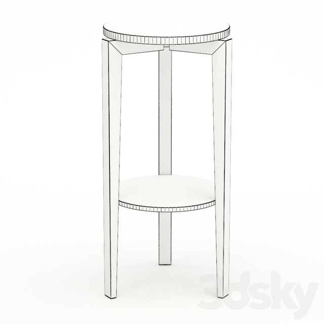 Interior table Aster