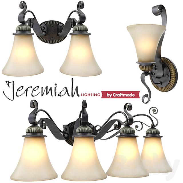 Models Wall Light Jeremiah Lighting