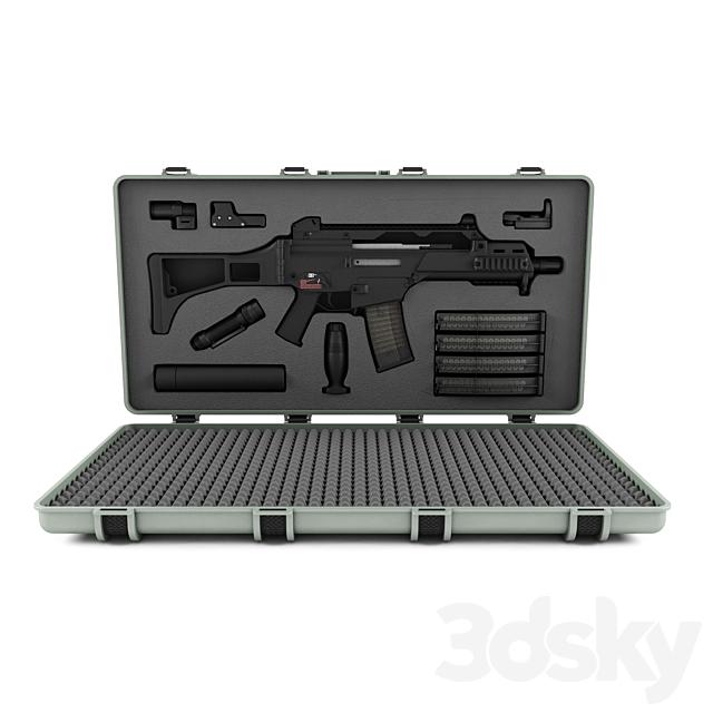 Automatic H & K G36C