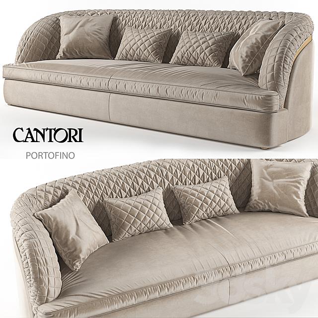Sofa Portofino Cantori