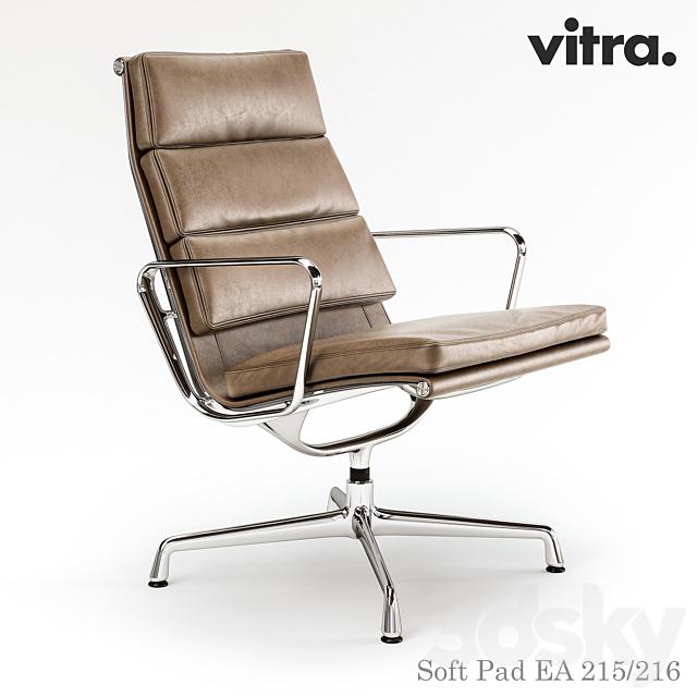 Vitra Soft Pad EA 215/216