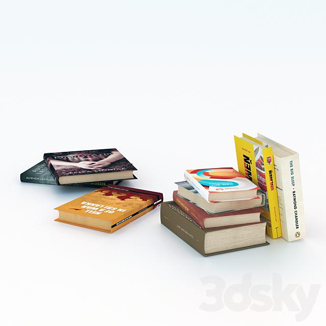Book 9 pieces