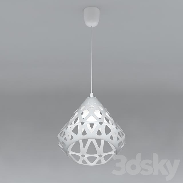 Suspended lamp ZAHA LIGHT