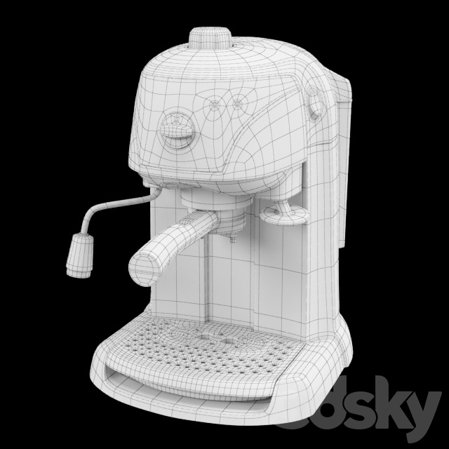 Coffee maker Delonghi EC 221.B
