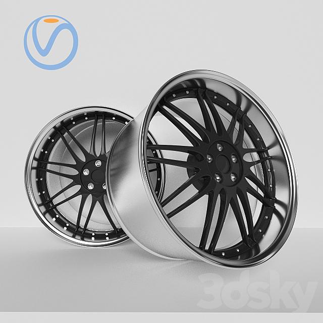 ASA Alloy Wheels