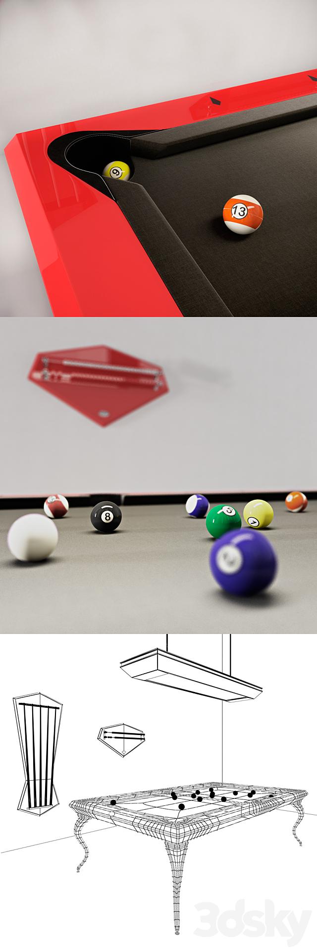 Opera billiard