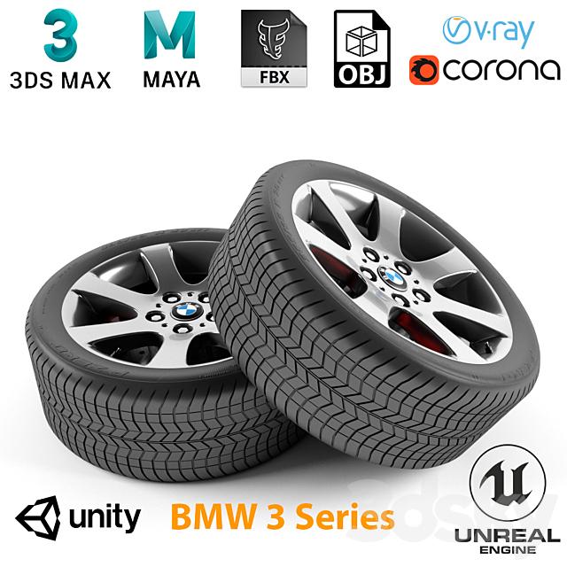 BMW 3 Series Wheel